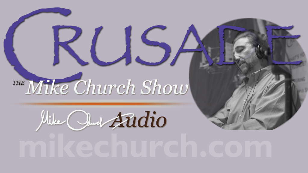Tom Mullen on the Mike Church Show Jan. 7, 2016