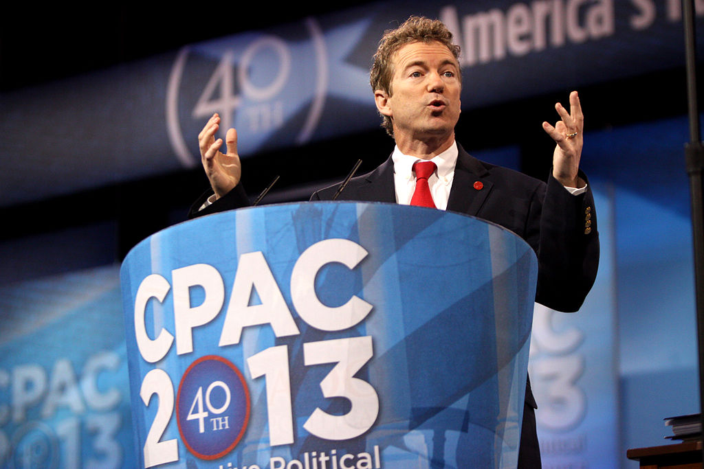 Rand Paul's Campaign Proved Libertarianism and Conservatism Are Antithetical to Each Other