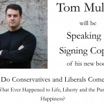 Tom Mullen Speaking/Book Signing Event Feb. 17, 2016 Buffalo, NY