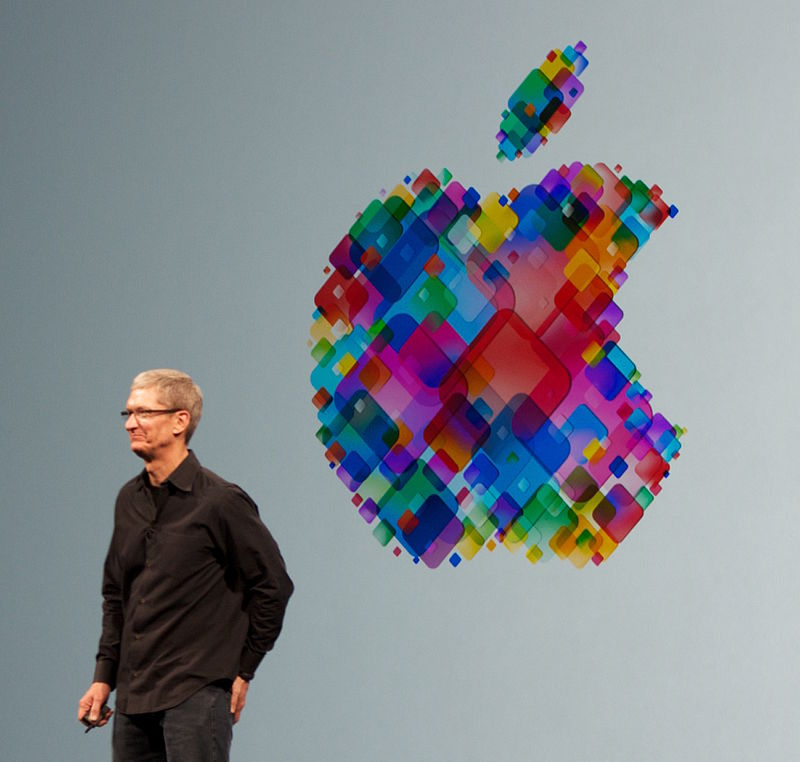 The encryption court order to Apple is conscription