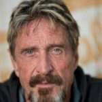 Libertarian Candidate John McAfee Is Ready for a Street Fight with Trump and Clinton