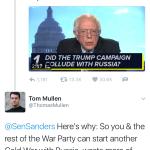 Trolling Bernie Sanders Part 1