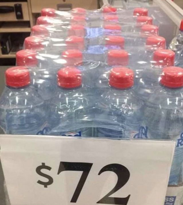"""""""Price Gouging"""" in the real world."""